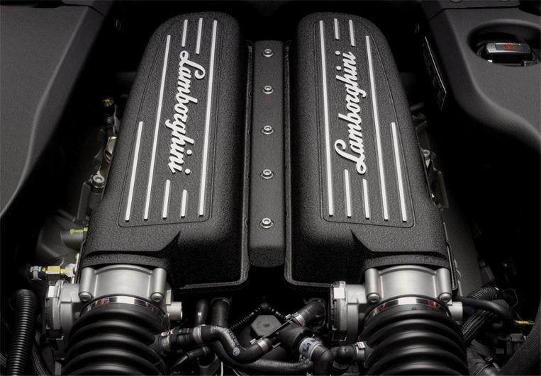 Exotic Vehicle High Performance Engine