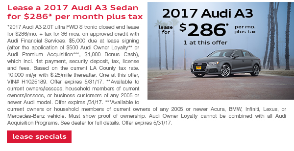 McKenna Audi Sport Dealership Event