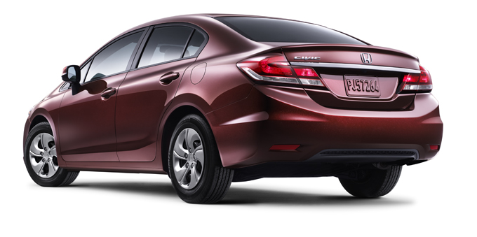 2013 honda civic louisiana