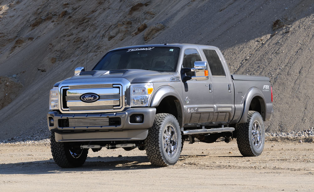 2015 Ford F250 Tuscany | Autos Post