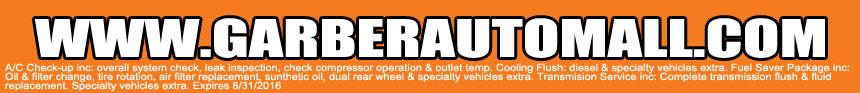 www.garberautomall.com